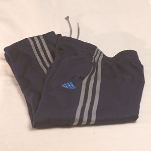 Boy's Adidas active sports sweat pants size M EUC